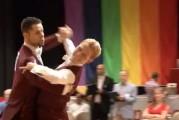 Der Videochronist des gleichgeschlechtlichen Turniertanzsports