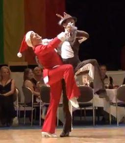Fröhlich-tanzende Weihnachten 2014!