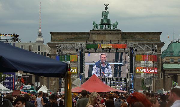 Insolvenzgefahr beim Berliner CSD