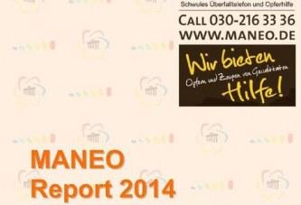 MANEO-Report 2014 veröffentlicht: