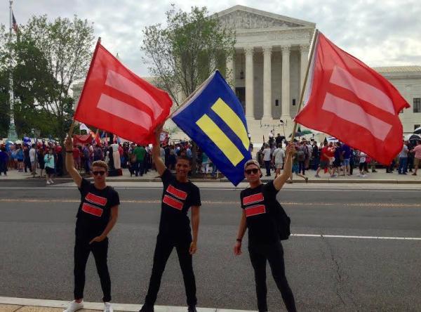 Lang erwartete Entscheidung: Amerikanischer Supreme Court öffnet die Ehe für Schwule und Lesben