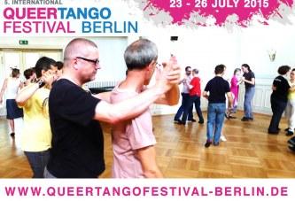 Das QueerTango-Festival naht: Nur noch wenige Workshop-Plätze frei!