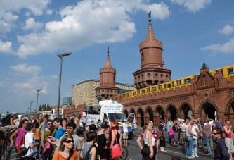 """Der """"transgeniale CSD"""" in Kreuzberg"""
