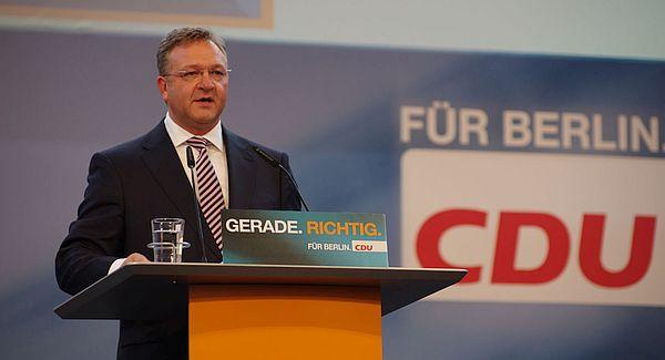 """CDU Berlin: Mitgliederbefragung zur """"Ehe für alle"""""""