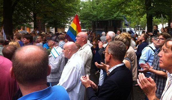 Demo am 11.07. gegen Antisemitismus und Homophobie