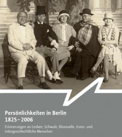 Berlin veröffentlicht Broschüre über lokale LGBT-Persönlichkeiten