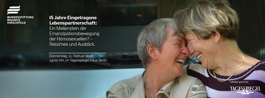 Aktuelle Infos der Hirschfeld-Stiftung