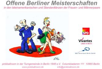 Nur noch sechs Wochen bis zu den Berliner Meisterschaften