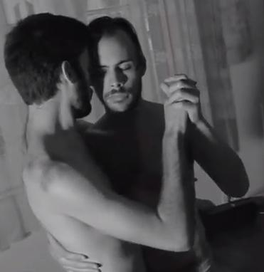 Tango-Erotik zwischen Männern
