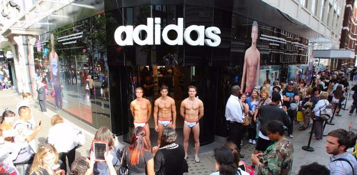 "Adidas fördert auch ""geoutete"" Sportler"
