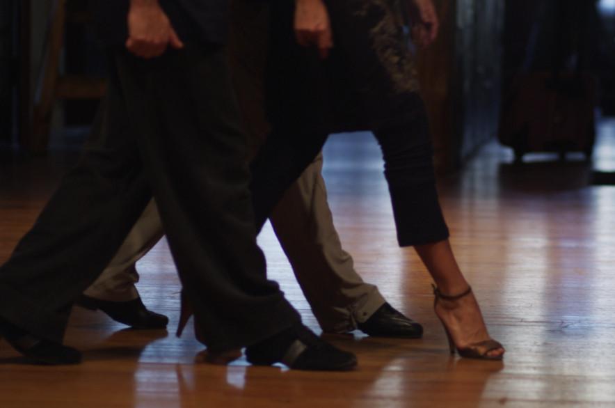 Die Liebe zum Tango am 15. Mai