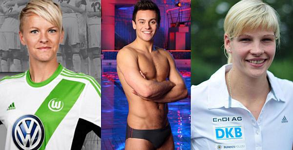 Sommerspiele in Rio — Mehr als 40 LGBT-Athleten bei Olympia