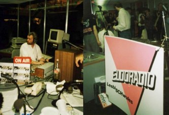 """Nostalgie:  """"ELDORADIO"""" am 04. März für einen Tag auf Sendung!"""