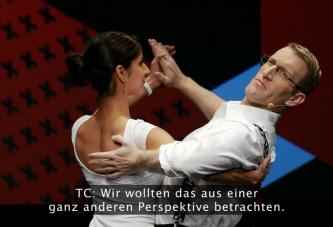 """""""Tanztheorie"""":  Der fließende Führungswechsel"""