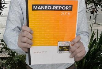 Der neue Newsletter von MANEO …