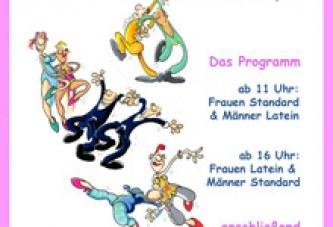 """Nach einjähriger """"Pause"""":   Am 28. April gibt es endlich wieder die """"Berliner Meisterschaften""""!"""