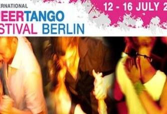 Vom 12. bis 16. Juli 2018:  8. QueerTango-Festival in Berlin