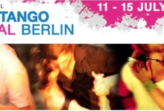 Vom 11. bis 15. Juli 2019:  9. Internationales QueerTango-Festival in Berlin