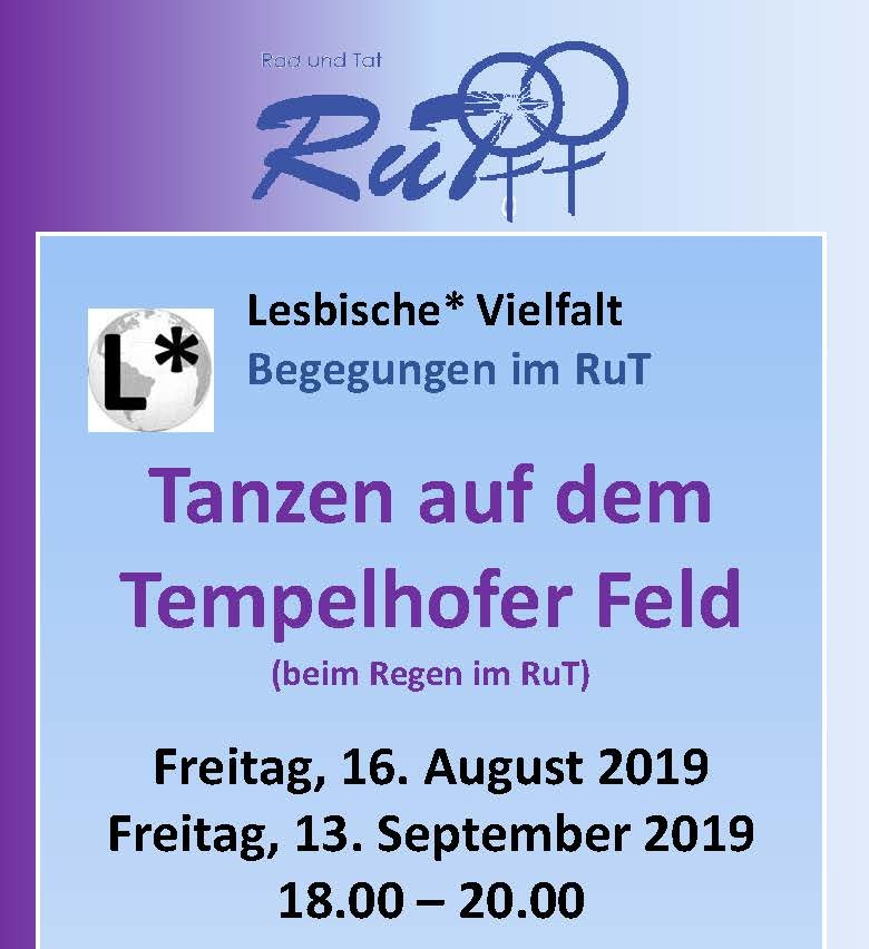 Kreistanz auf dem Tempelhofer Feld